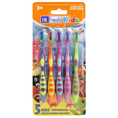 Dr Fresh Kids 6 pack Sealife