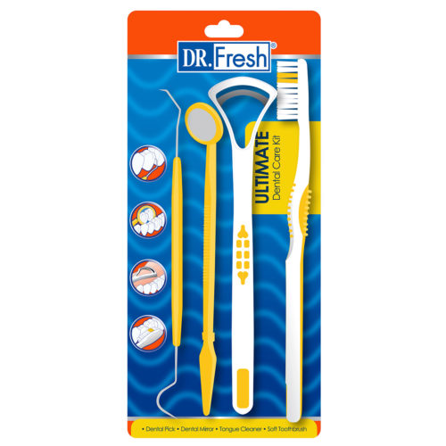 Dr Fresh Ultimate Dental Care Kit